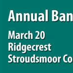 Ticket Deadline Extended to March 12 for Brodhead TU Annual Banquet