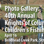 40th Annual Knights of Columbus Fishing Contest
