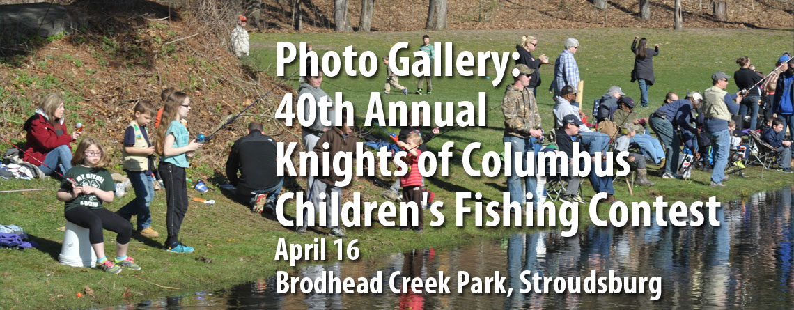 Photo Gallery: 40th Annual Knights of Columbus Trout Fishing Contest