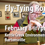 Fly-Tying Round Robin February 8
