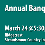 Tickets Available for the 19th Annual Brodhead Chapter of Trout Unlimited Annual Banquet