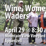 Wine, Women, and Waders: Fly Fishing Basics for Women on April 29