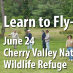 Learn to Fly Fish June 24 in Cherry Valley
