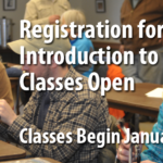 Introduction to Fly-Tying Class Registration Open, Classes Begin January 9, 2019