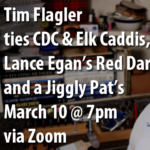 Tim Flagler General Meeting March 10